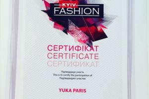 KYIV FASHION - YUKA PARIS