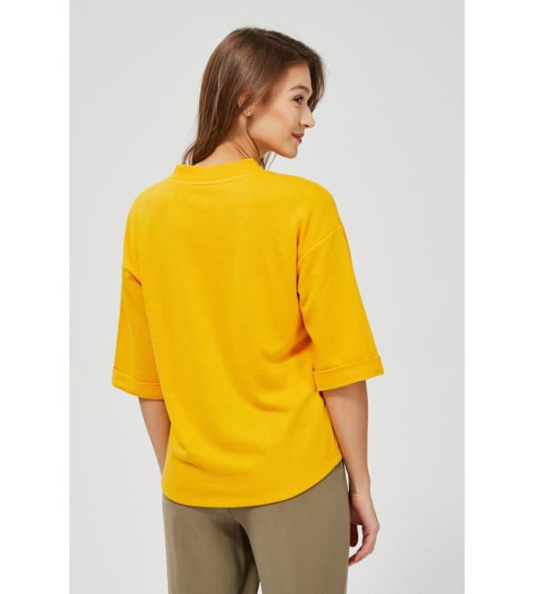 Кофта L-BL-3115 YELLOW